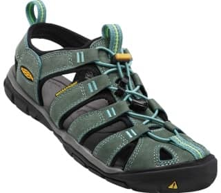 Keen Clearwater CNX Leather Donna Sandali