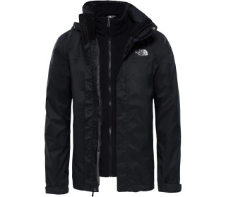 The North Face Evolve II Triclimate Herren Doppeljacke