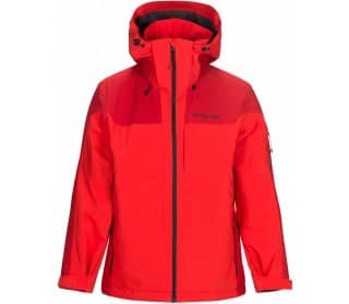 Peak Performance Maroon Race Men Ski Jacket