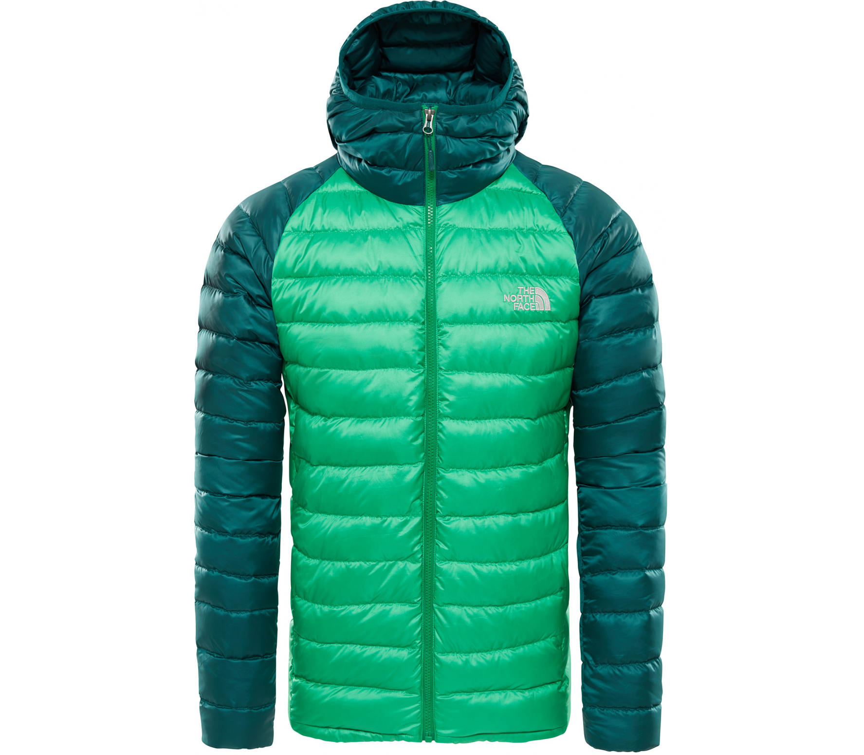 4469cdc4ad81 The North Face - Trevail Herren Daunenjacke (grün) im Online Shop ...