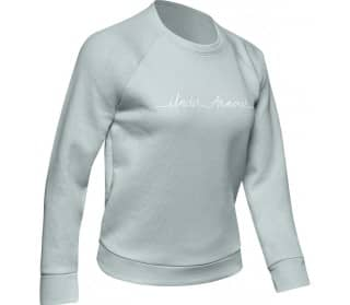 Under Armour Recovery Fleece Script Women Top