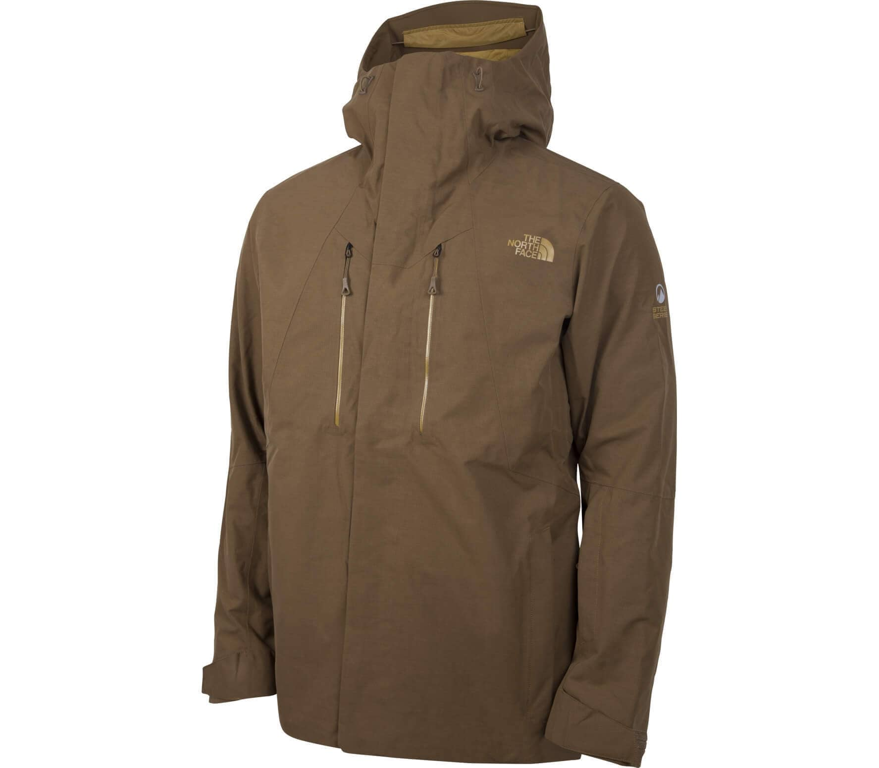 Hombre De Face Esquí marrón Para Nfz Gore Tex Chaqueta The North Yqz4R4