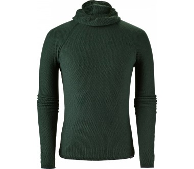 Patagonia - Capilene Air men's hoodie (green)