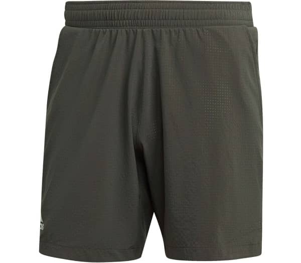 ADIDAS Ergo Solid Men Tennis Shorts - 1