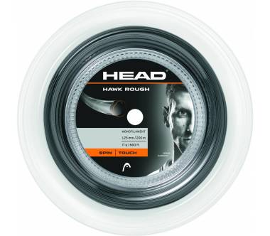 Head - Hawk Rough papel cuerdas (antracita)