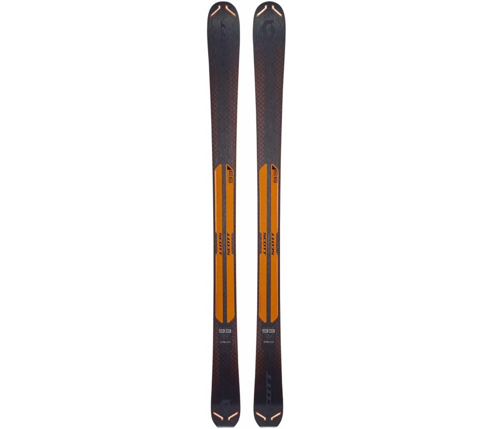 Scott Slight 93 freeride skis Unisex