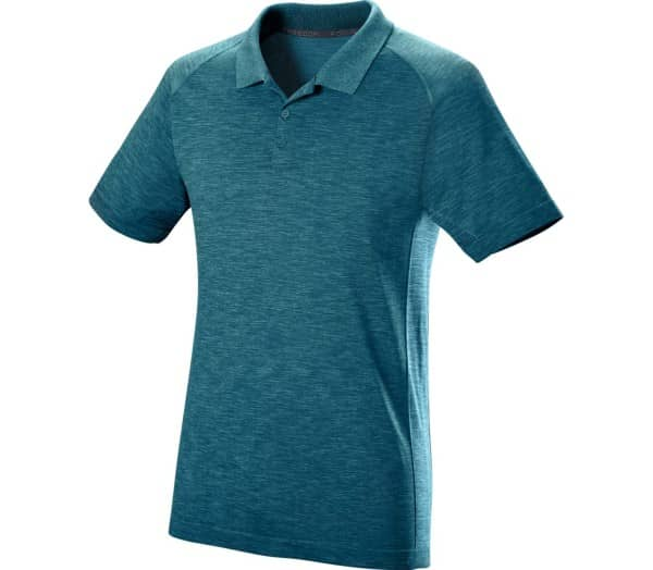 WILSON Seamless Men Tennis Polo Shirt - 1