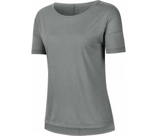Nike Black Women Sports-T-Shirt
