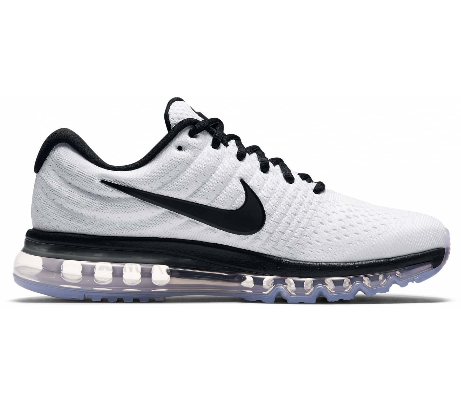 nike air max 2017 zwart wit