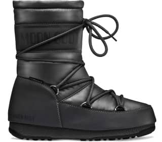 Moon Boot® Nylon Damen Winterschuh