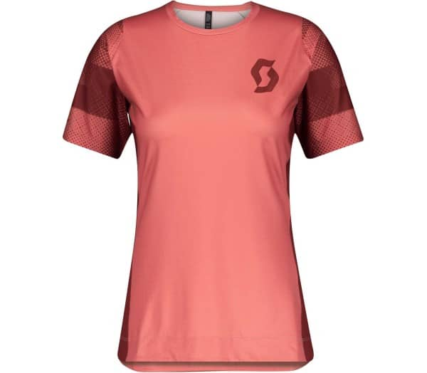 SCOTT Trail Vertic Women Cycling Jersey - 1