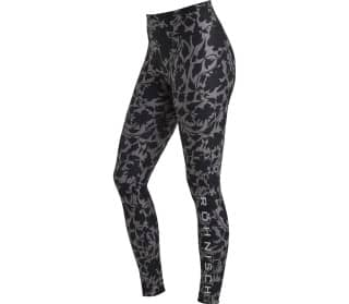 Flattering Printed Dames Trainingtights
