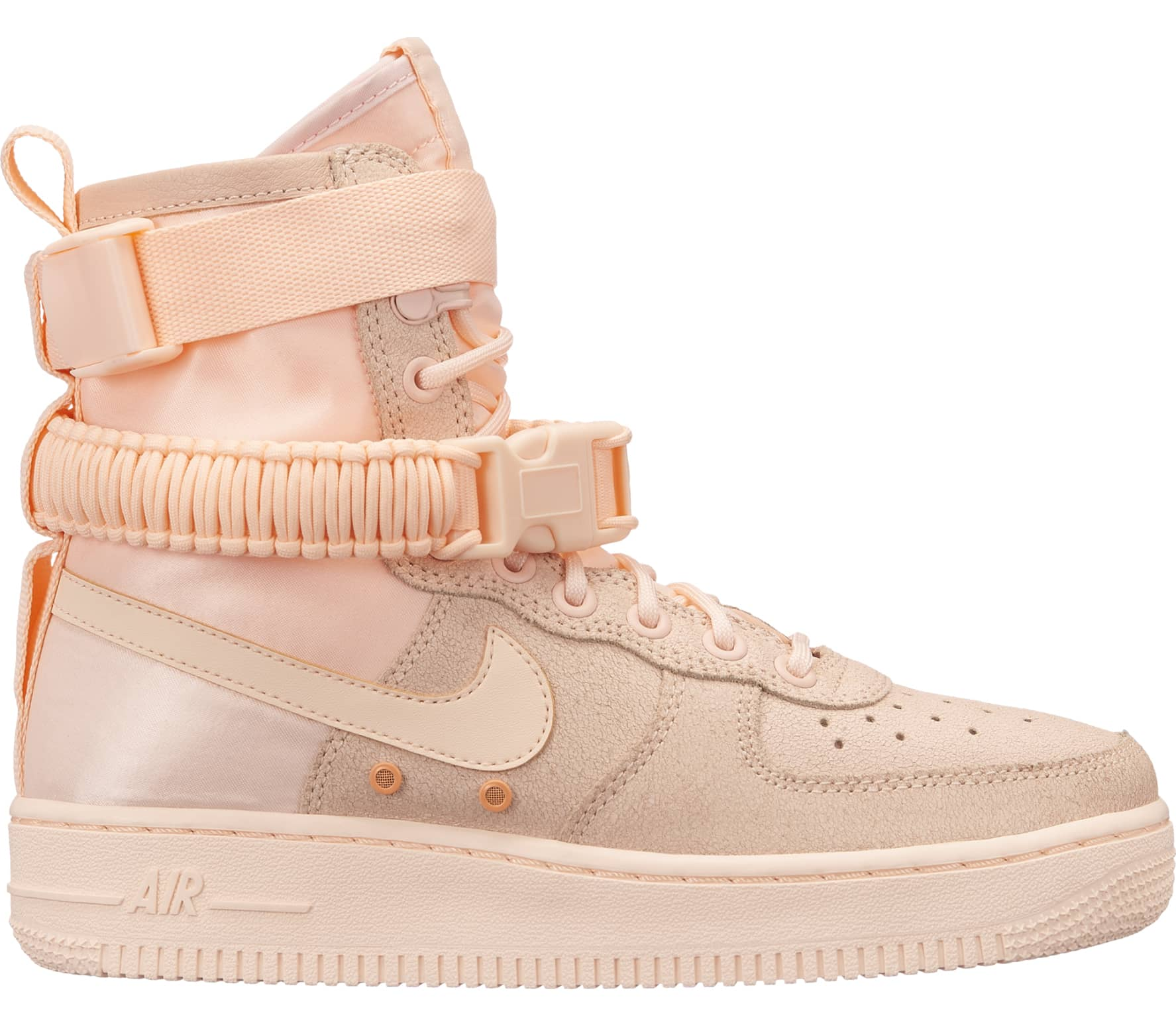 brand new 80330 da635 Nike Sportswear - Air Force 1 dames sneakers (roze)