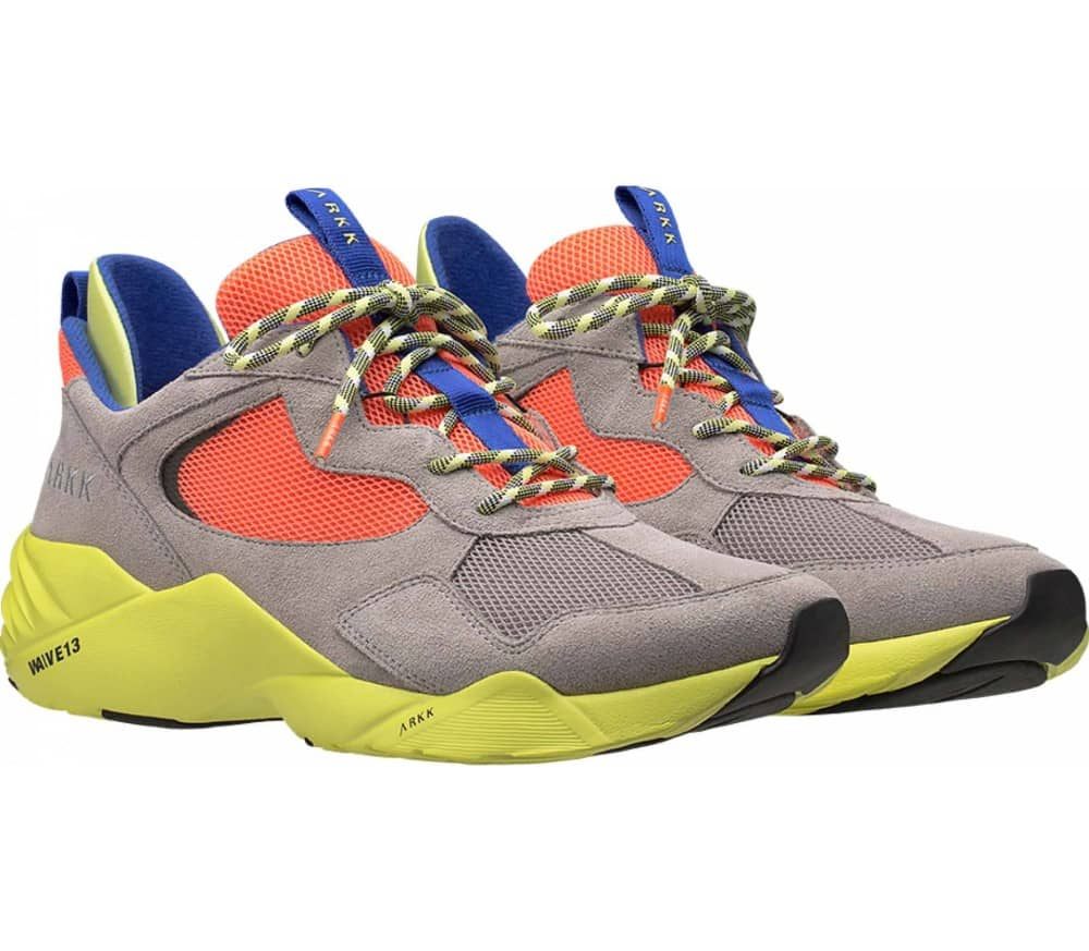 Kanetyk Suede W13 Dam Sneakers