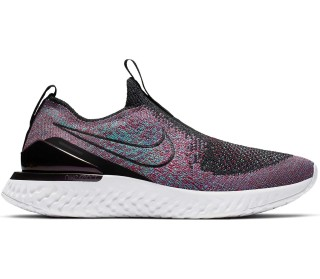 uk availability f8afa b239b Nike - Epic Phantom React Femmes chaussure de course (pourpre)