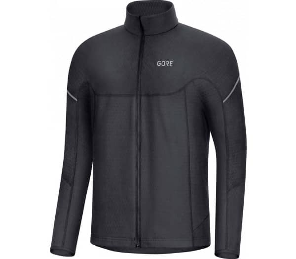GORE® WEAR M Thermo Zip Men Running Long Sleeve - 1