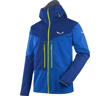 Salewa - Ortles Herren Windstopper (blau)