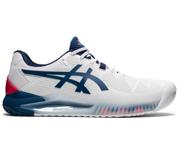 ASICS GEL-Resolution 8 Heren Tennisschoenen - 1