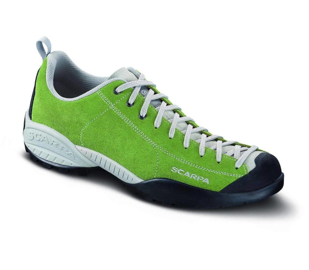 the latest c8ed1 5634d Scarpa - Mojito Herren Approachschuh (hellgrün)
