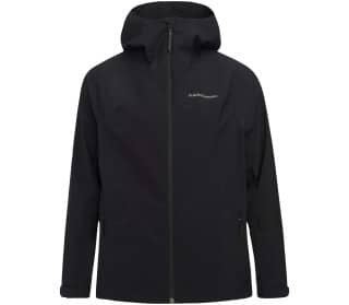 Nightbreak Jacket Heren Hardshell Jas