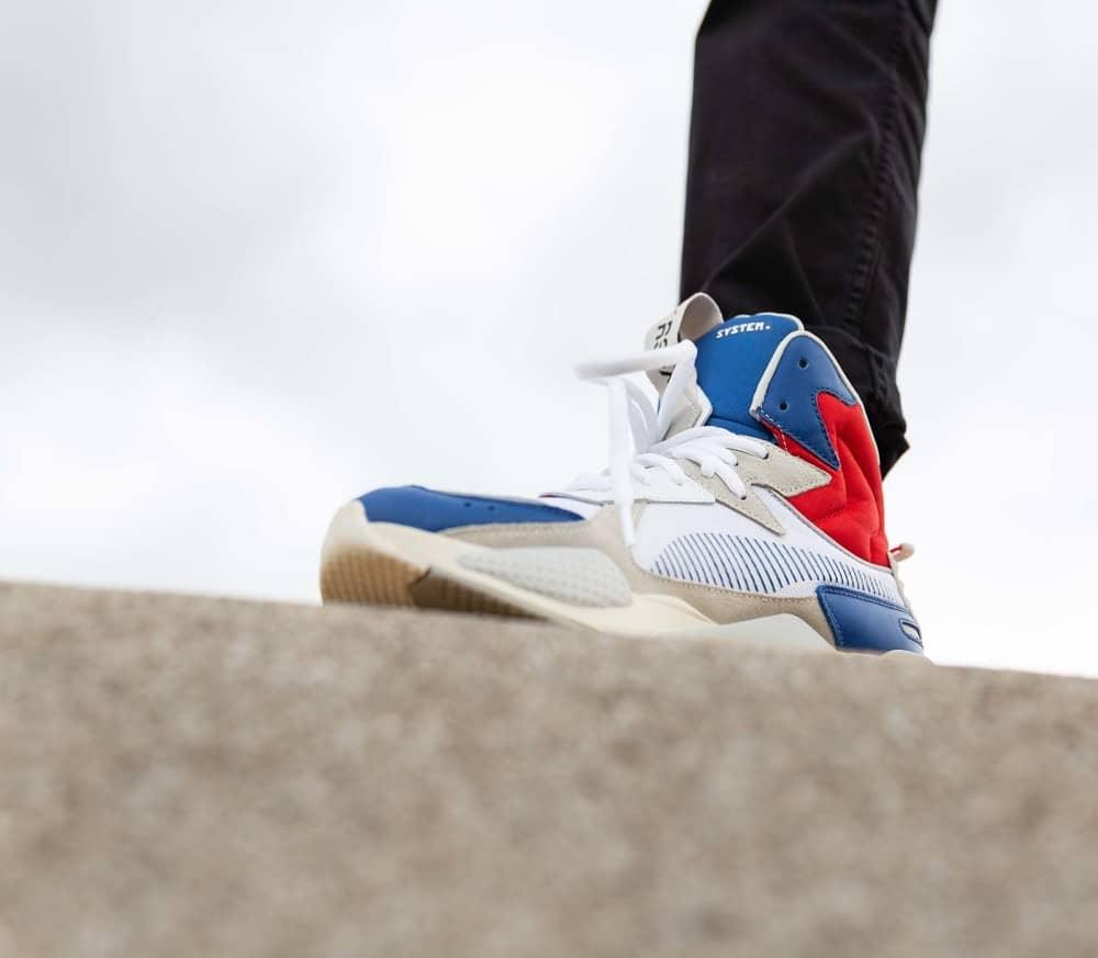 RS-X Midtop Utility Herr Sneakers
