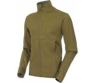 Ultimate V Herr Softshell-jacka