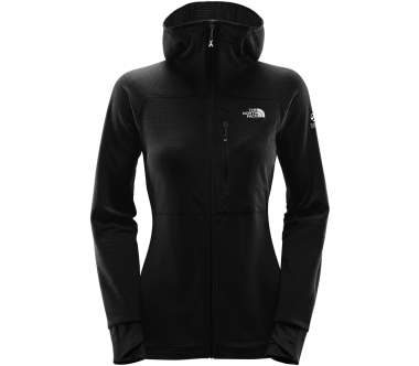 The North Face - Summit L2 Proprius Grid Damen Powerstretchjacke (schwarz)