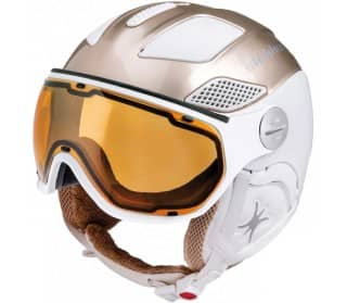 Raider Free Lady Women Ski Helmet
