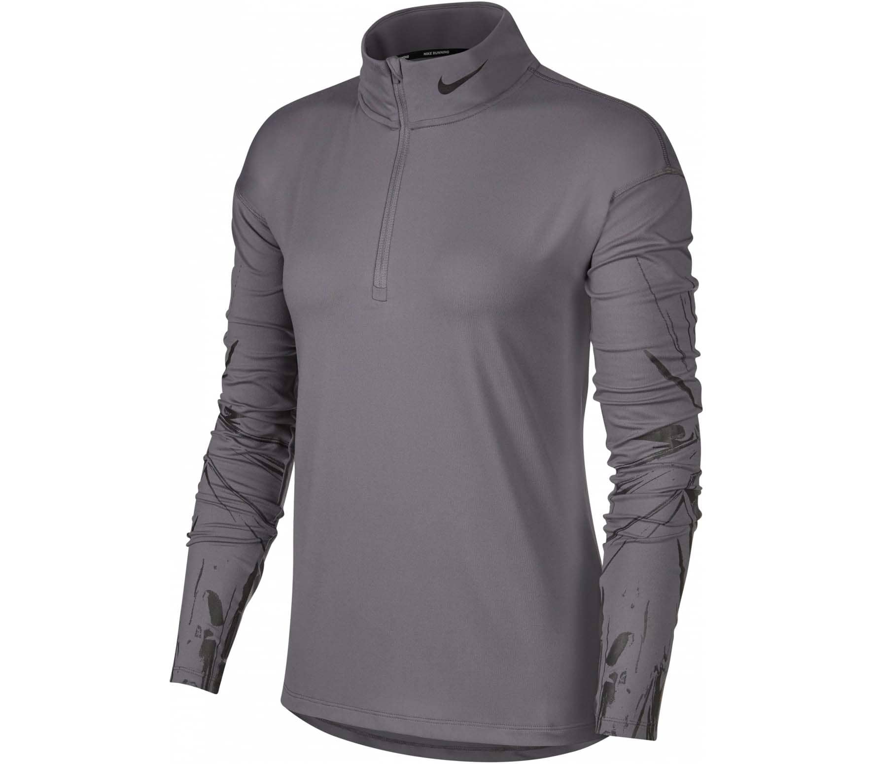 Element Damen Lauflongsleeve