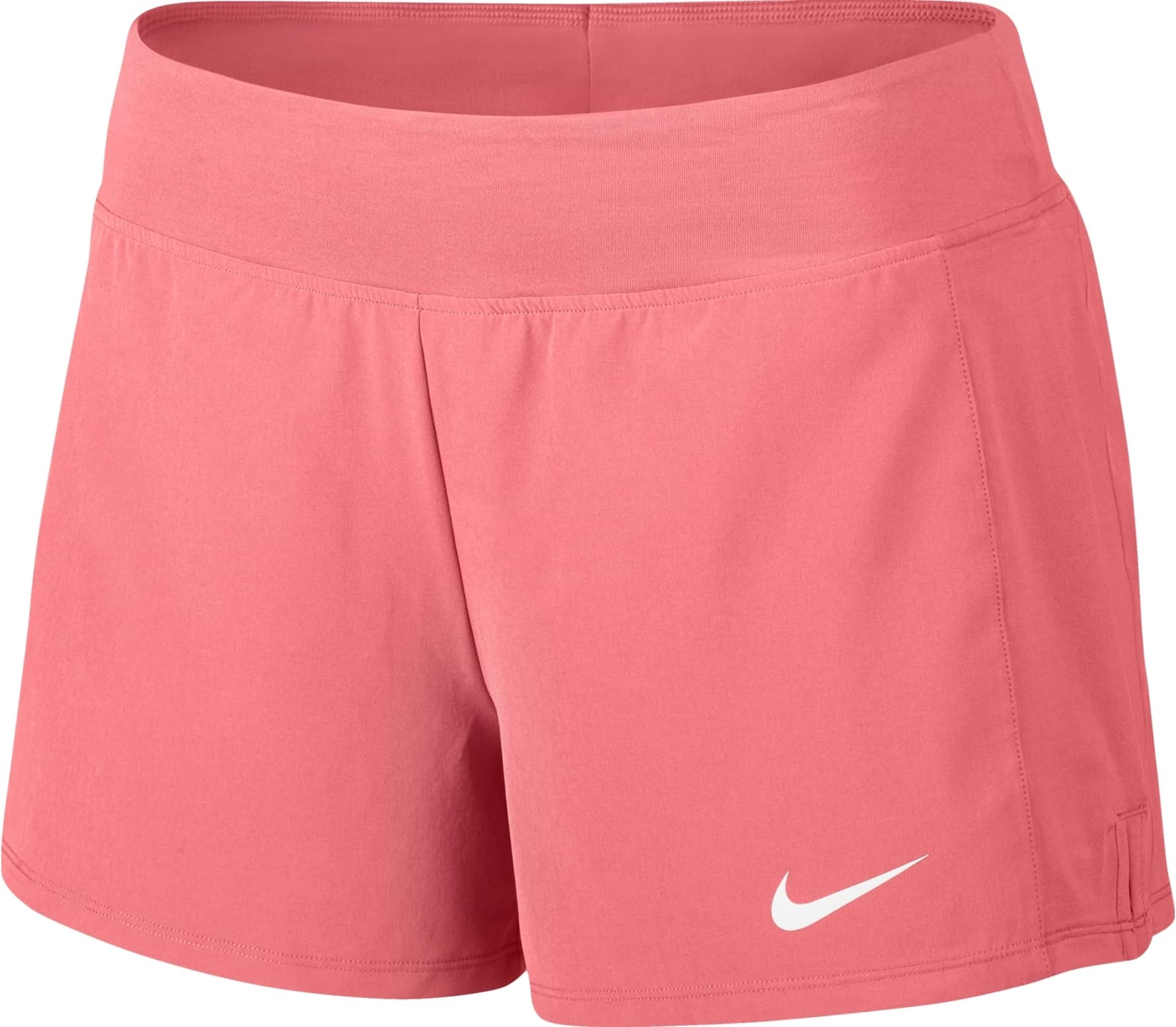 Nike - Court Flex Pure women s tennis shorts (pink) - buy it at the ... 841e34fd6