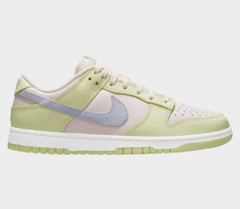 Dunk Low 'Lime Ice' Femmes Baskets