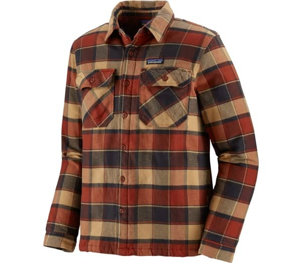 PATAGONIA Insulated Fjord Flannel Men Shirt - 1