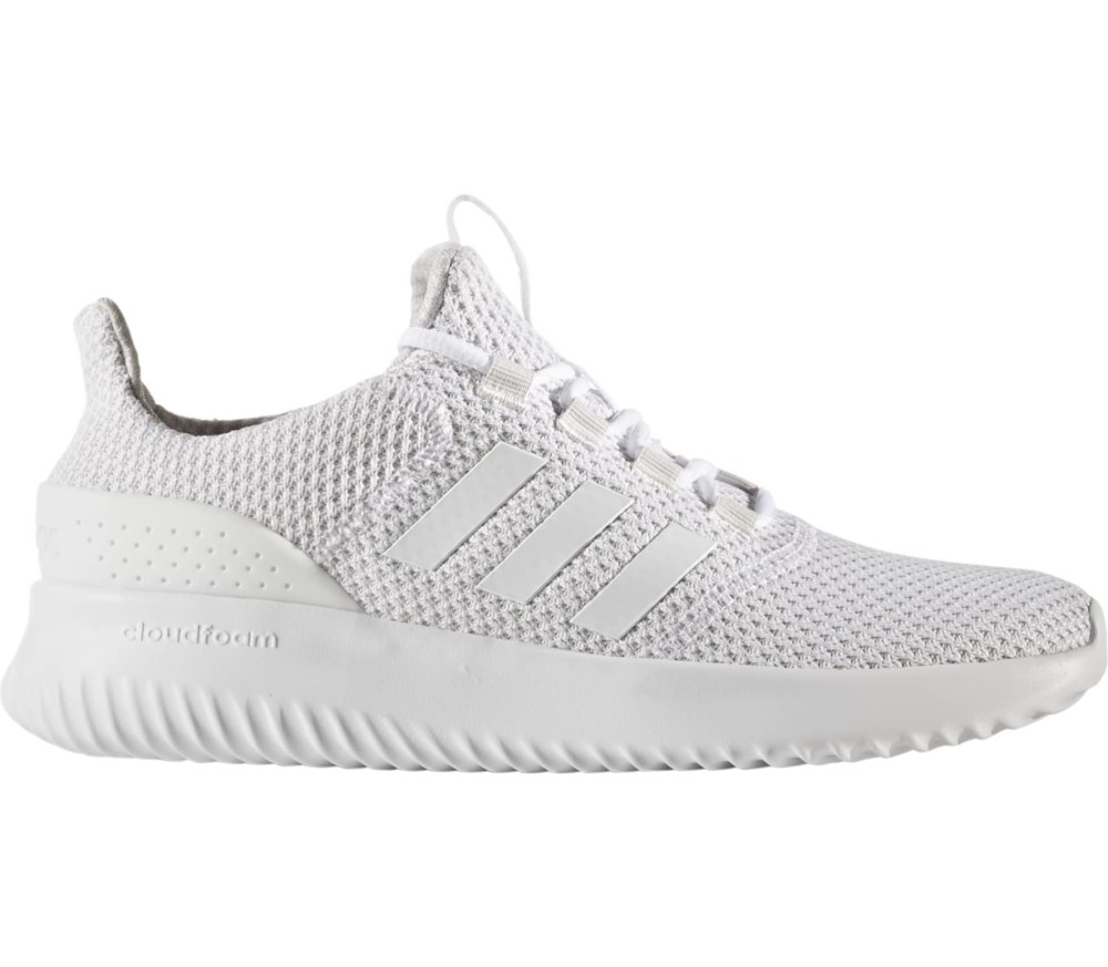 adidas neo - CF Ultimate women s running shoes (light grey white ... bc050478897