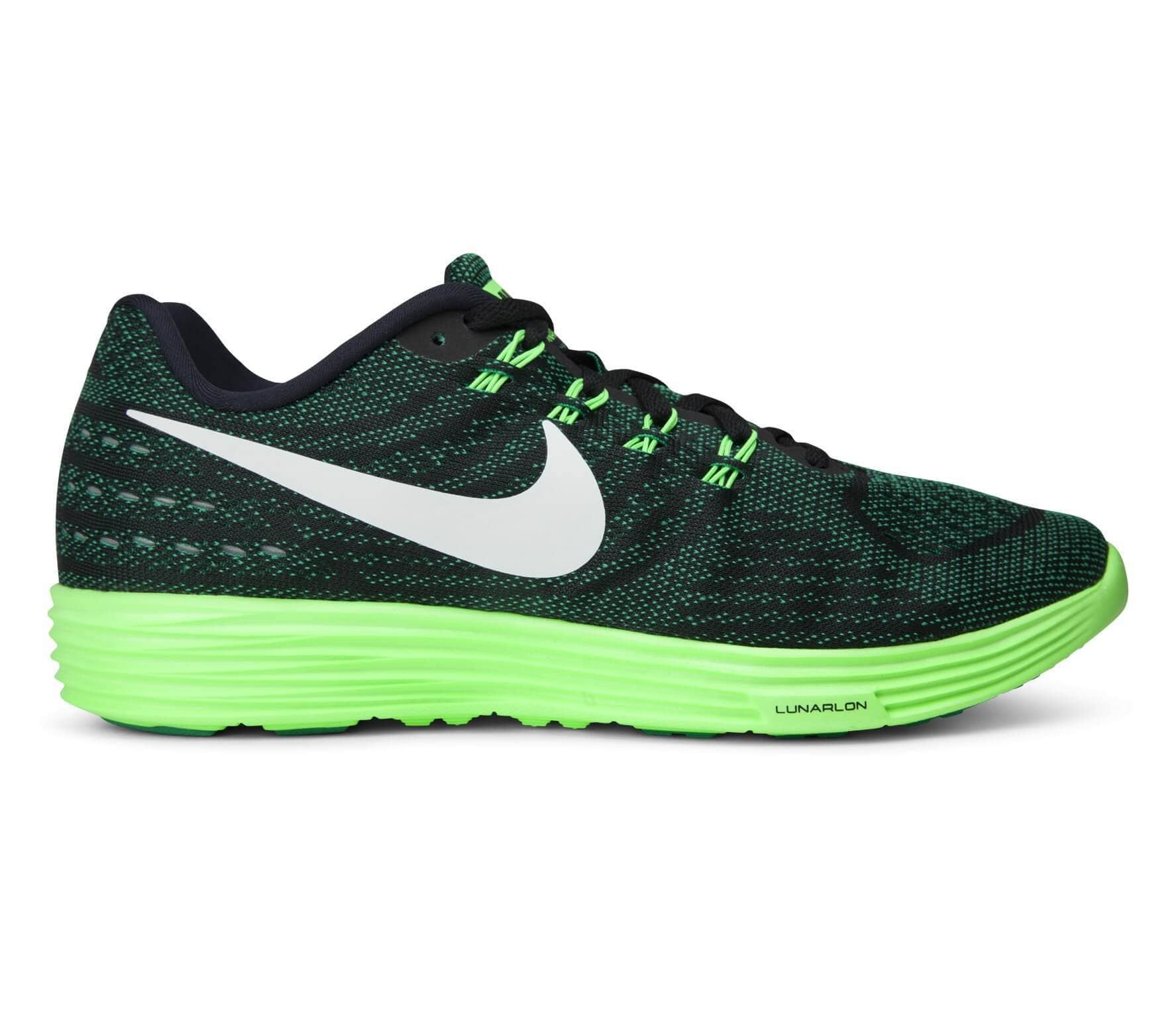 new concept 55b18 35a10 Nike - Lunar Tempo 2 mens running shoes (blacklight yellow)