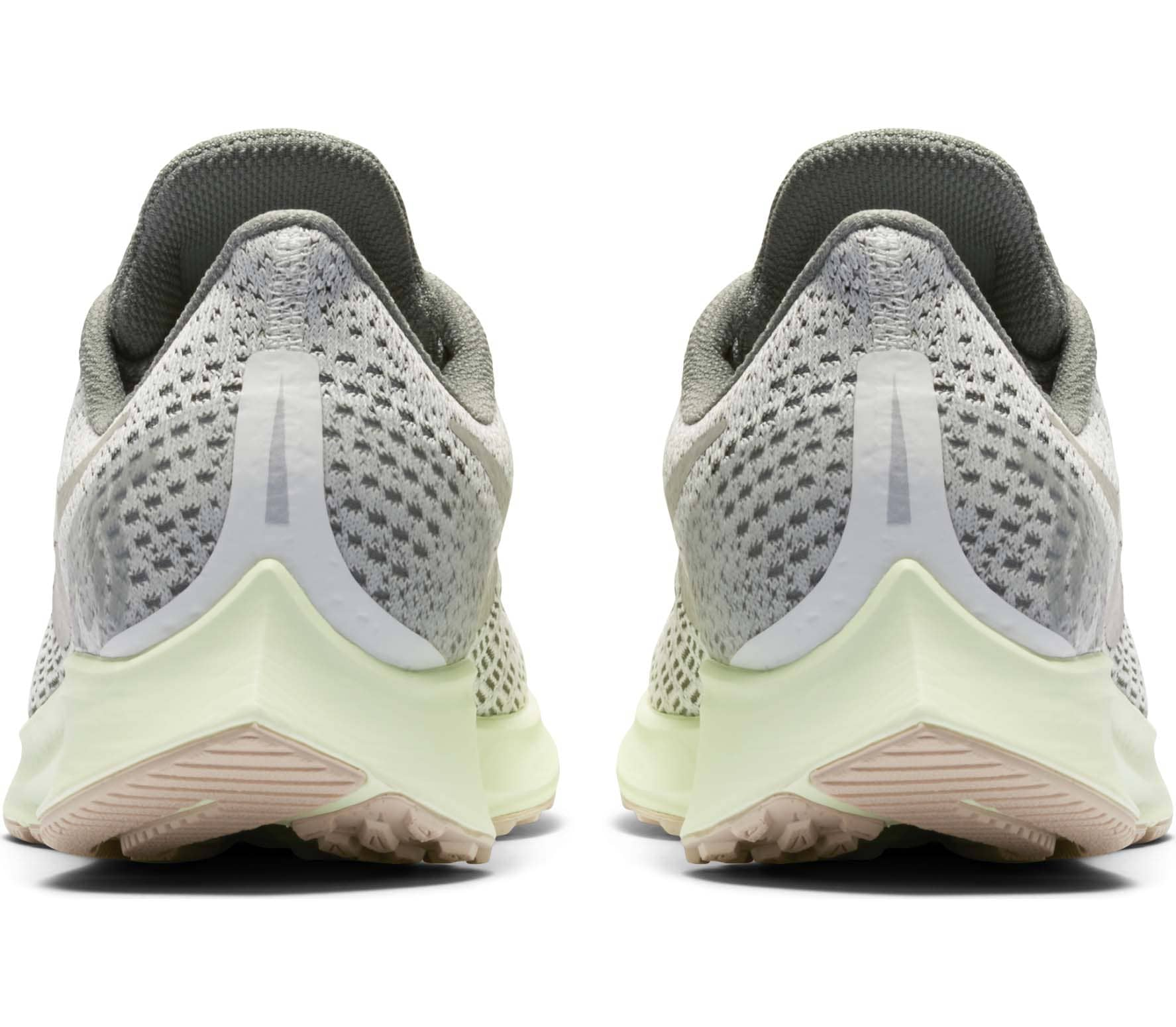 competitive price ef13f c1e5c Nike - Air Zoom Pegasus 35 women s running shoes (grey green)