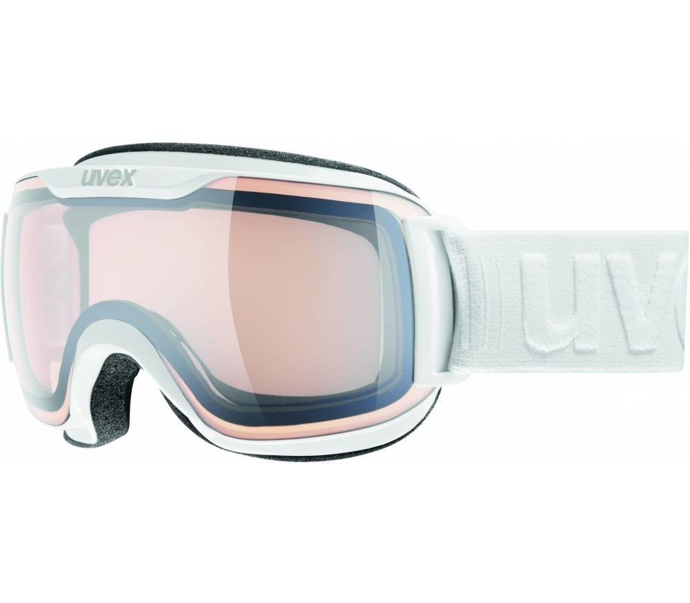 ac500ad6dfdb Uvex - Downhill 2000 Small Vlm ski goggles (white) - buy it at the ...