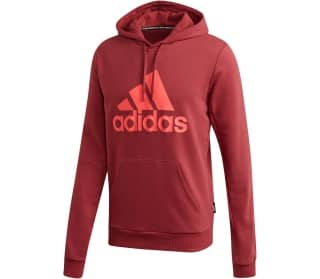 adidas Badge of Sport Hommes Sweat à capuche