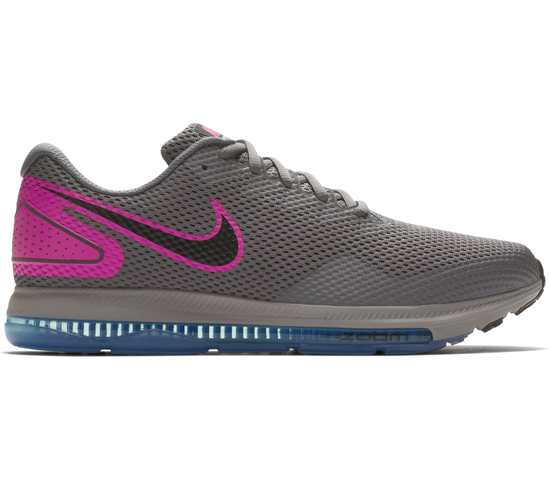 ea599acd86979 Nike - Zoom All Out Low 2 men s running shoes (dark grey pink) - buy ...