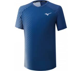 Mizuno Shadow Graphic Herren Tennisshirt