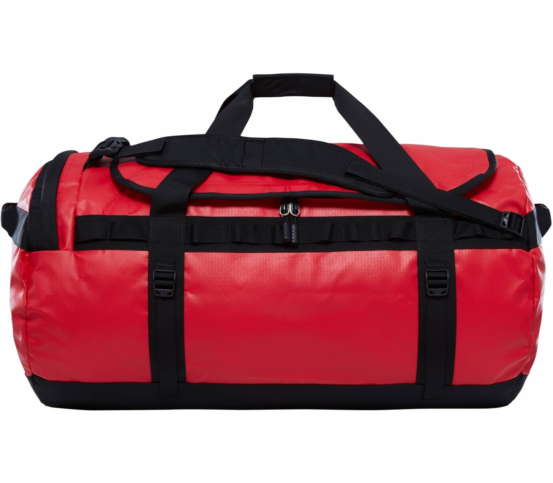 The North Face - Base Camp L - Update duffel bag (red/black) thumbnail