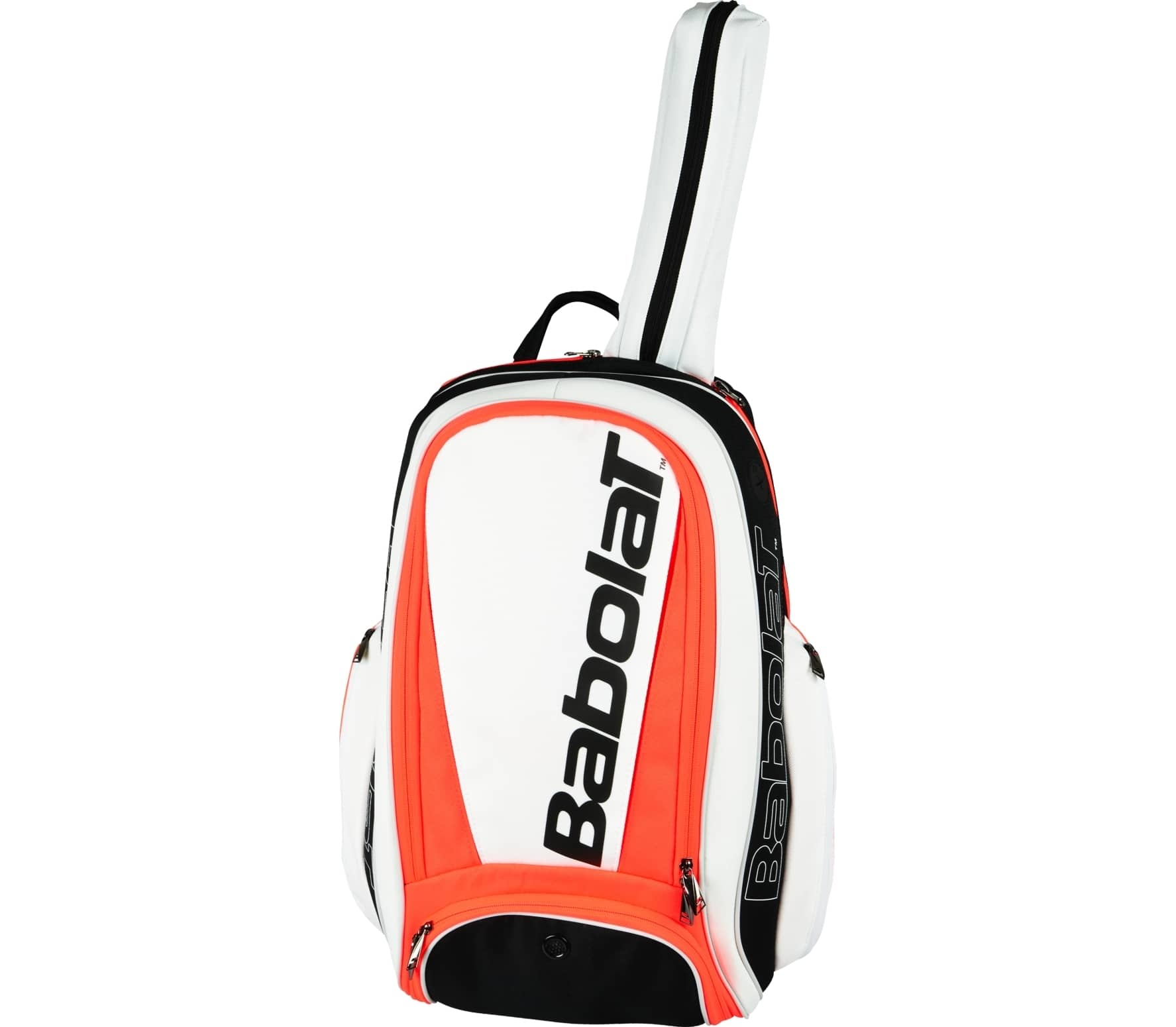 Babolat - Pure tennis backpack (white/red)