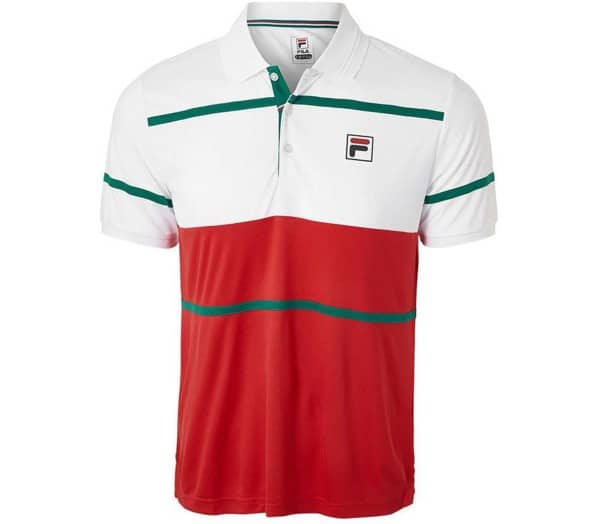 FILA Allan Men Tennis Polo Shirt - 1