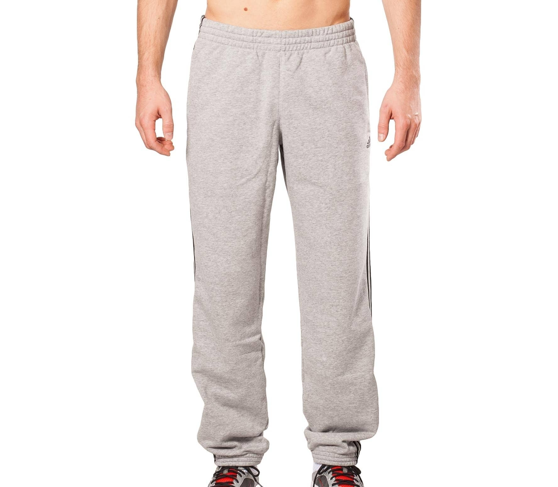 a6ad021bb77d Adidas - Fitness- och träningsbyxor Herr Essentials 3 Stripes Light Sweat  Pant - SS13
