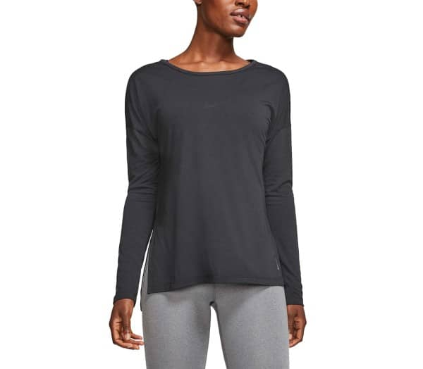 NIKE Black Femmes Sweat training - 1