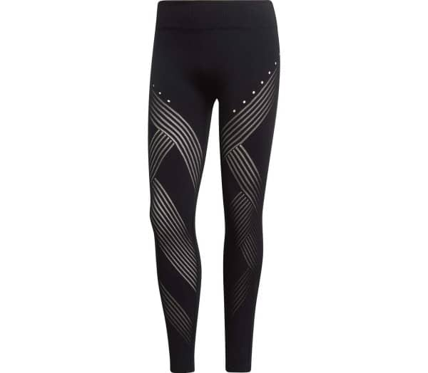 ADIDAS Warp Knit High-Rise 7/8 Damen Tights - 1