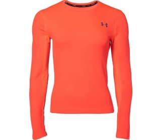 Qualifier Coldgear Women Running Long Sleeve