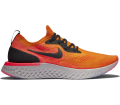 Nike - Epic React Flyknit Herren Laufschuh (orange)