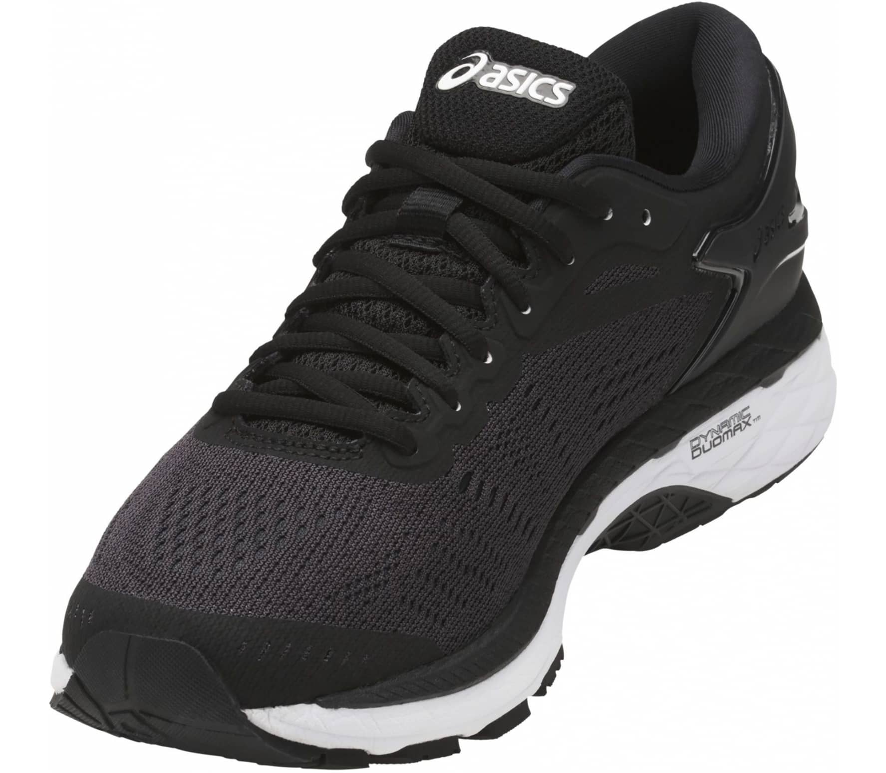 asics gel kayano 24 black