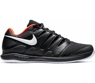 c860a7d9f1f2 Nike - Air Zoom Vapor X men s tennis shoes (black)