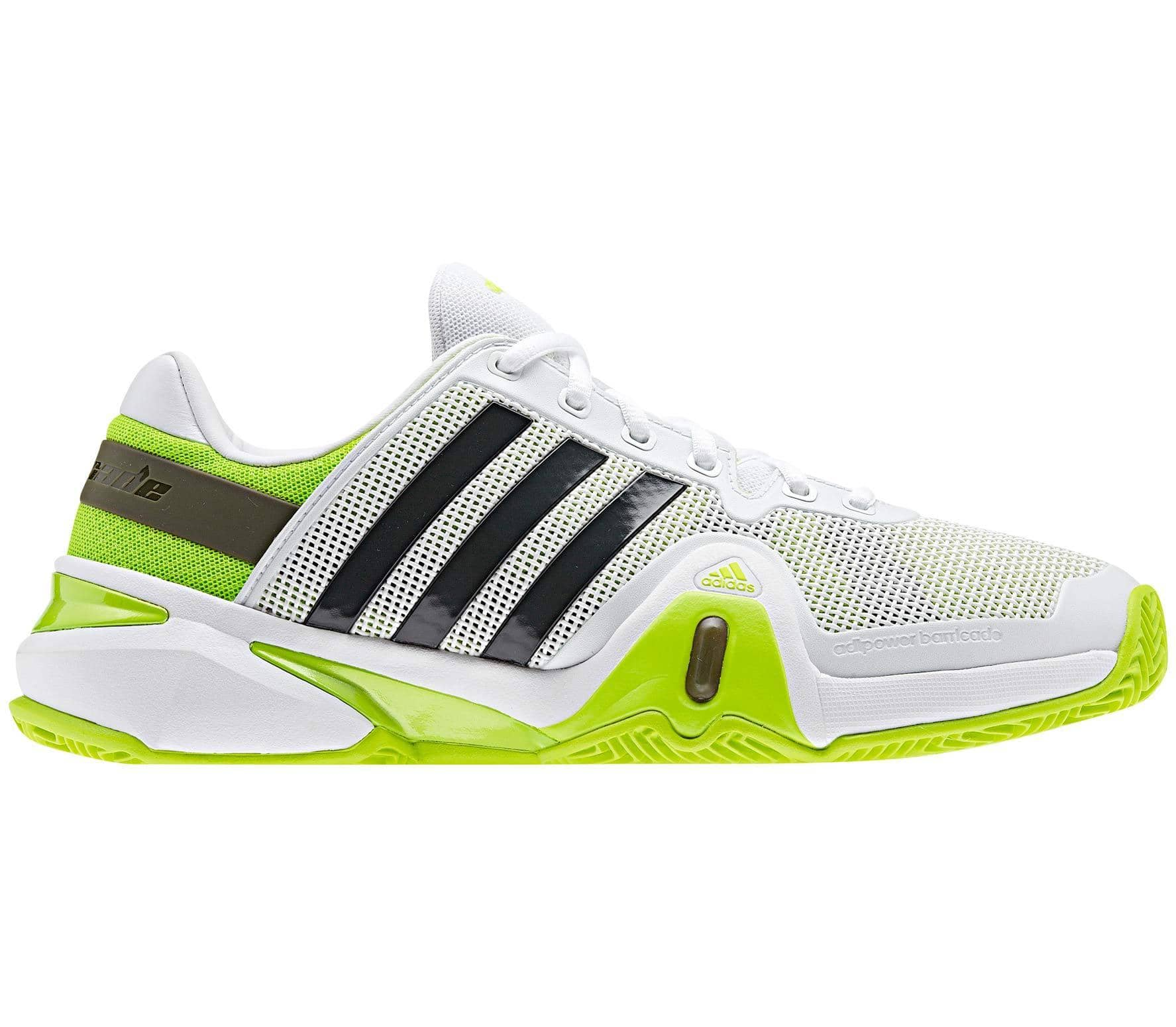 adidas Adipower Barricade 8 Synthetic Hommes Hombre